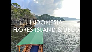 Gambar cover Indonesia - Flores Island & Ubud!