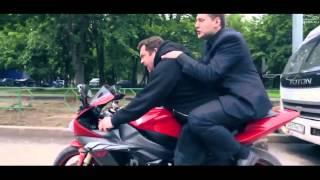 Самый ржачный Тест драйв Эрика Давидыча Yamaha R1  Вместе с Рыбакиным