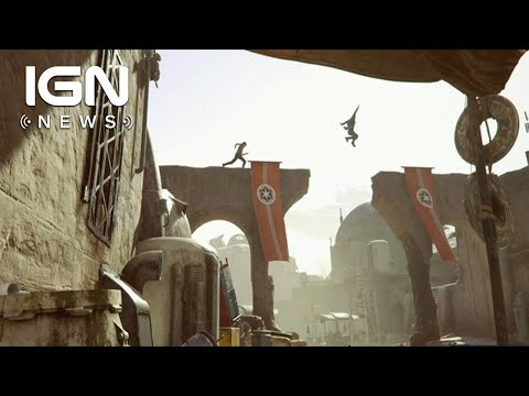 Visceral Star Wars Game Was 'Fun and Funny,' CoWriter Todd Stashwick Says  IGN