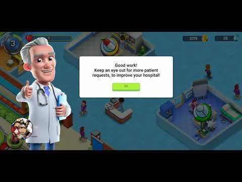 Dream hospital new mobile game |