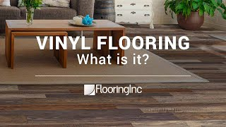 Vinyl Flooring - What is it?