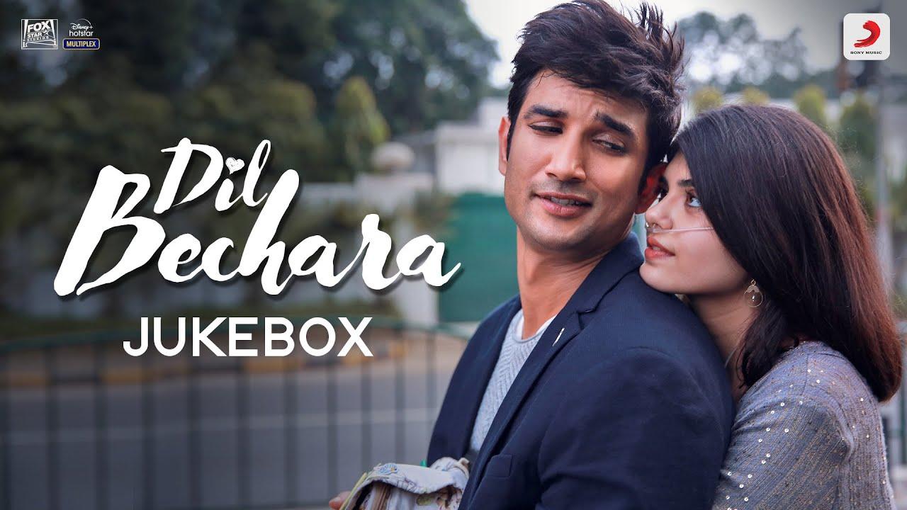Dil Bechara | Video Jukebox | Sushant Singh Rajput, Sanjana Sanghi | A.R. Rahman | Amitabh B