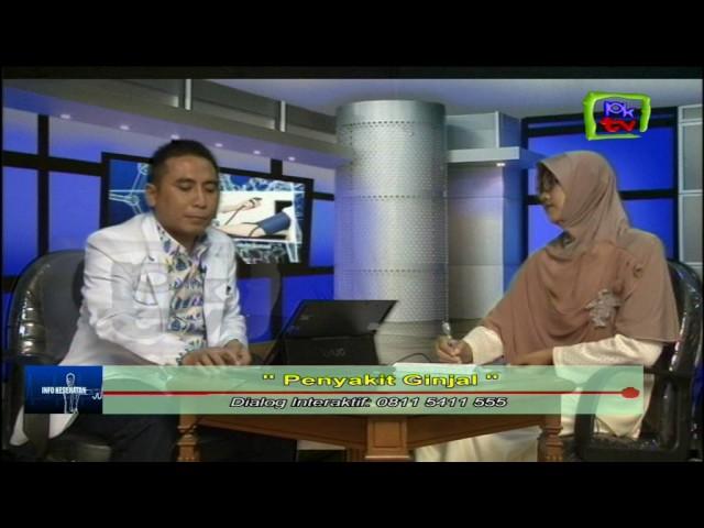 PKTV BONTANG | Apa Penyebab Gagal Ginjal & Cara Pencegahan