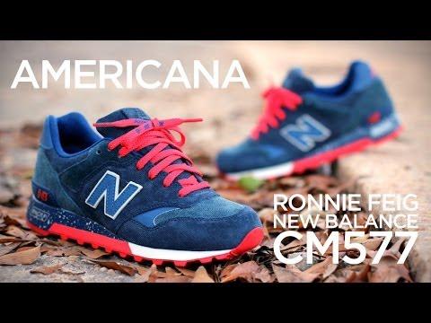new balance americano