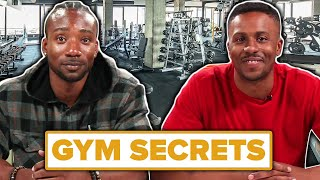 Gym Employees Share Secrets