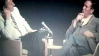 Jack Kerouac Drunk on William Buckely