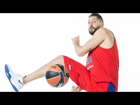7DAYS Play of the night: Nikita Kurbanov, CSKA Moscow
