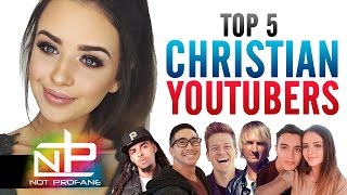 Christian Youtube Channels | Top 5 Best Christian Youtubers