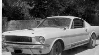 1965 Shelby GT 350 Mustang ORIGINAL OWNER! Chris Brooke Interview Mustang 50th Celebration Las Vegas
