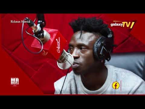 Meet RickMan Manrick a professional footballer and an amazing Ugandan artist | Football meets Music