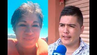 """""""Ella hasta pasaba necesidades por enviarle dinero a él"""": familiar de chilena desaparecida"""