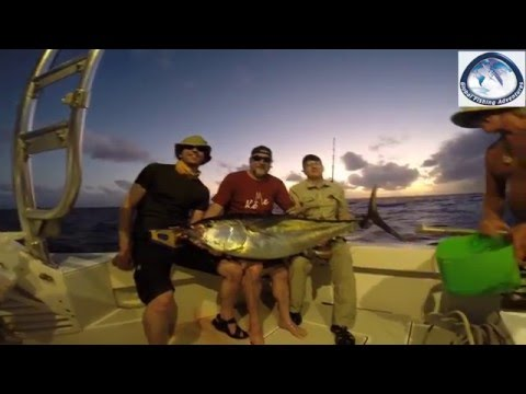 Ascension Island Fishing