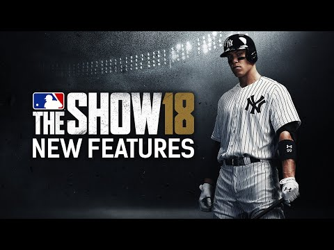 MLB The Show 18 - First Look at Gameplay and New Features
