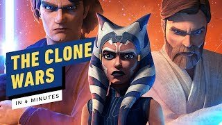 Star Wars: The Clone Wars Recapped in 4 Minutes