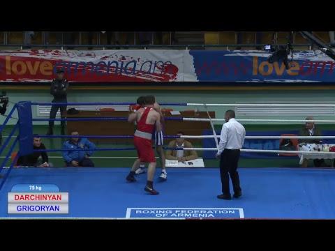 Armenian Boxing Championship 2018 Day 2 24.10.2018