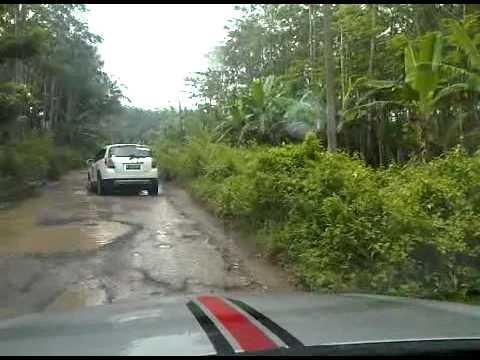 Chevrolet Captiva Chevy Captiva Club 3C Touring SABAKULON april 2012