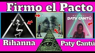 Alejandro Sanz Inicia a Paty Cantú con el pacto Illuminati