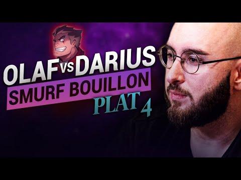 Vidéo d'Alderiate : [FR] ALDERIATE & AKABANE - SMURFING BOUILLON - OLAF VS DARIUS - JE LUI MONTRE TOUTE MA FOURBERIE