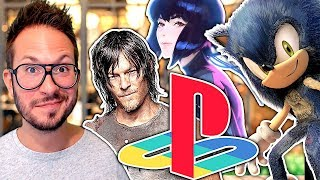 PlayStation donne RDV ! Deux suites pour Death Stranding ? Monster Hunter World X Witcher 3