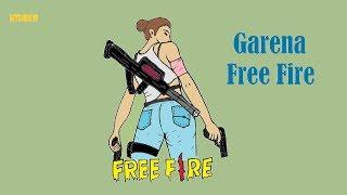Gambar Garena Free Fire    Garena Free Fire drawing