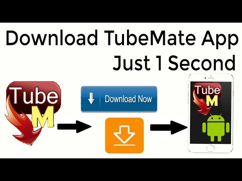 How to download tubemate app?