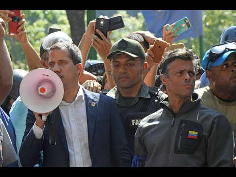 Venezuela's Guaidó Falsely Claims Military Uprising in Progress: Mainstream Media Falls in Line