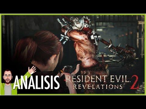 ANÁLISIS RESIDENT EVIL REVELATIONS 2 | Review | Jota Delgado