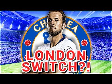 Harry Kane Moving To Chelsea?! - Chelsea Transfer News