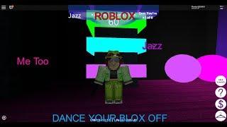 Roblox- Dance Your Blox Off- Me Too- Jazz