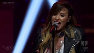 Demi Lovato iHeart Radio Concert - 5 Highlights: Ed Sheeran, Nick Jonas