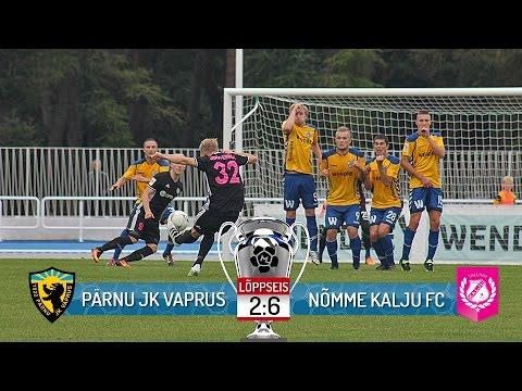 7bf492f6b1d 1. voor 2017: Pärnu JK Vaprus - Nõmme Kalju FC 2:6 (2:6) - YouTube