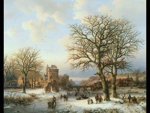 Willem Koekkoek (1839 -1895)  Dutch painter ✽ Ernesto Cortazar / Nights Of Silk And Tears