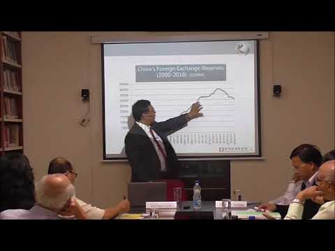 Taiwan-China Economic and Trade Relations || Prof. Lin Chien Fu Jeff