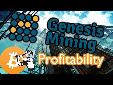 Genesis Mining Bitcoin Contract (Overview)