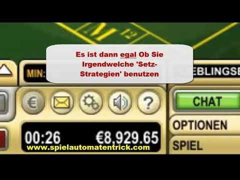 🥈 Roulette Strategie Einsatz Verdoppeln ⛏️✌️ Fantastische Roulette Gewinn-Strategien (DER WAHNSINN)