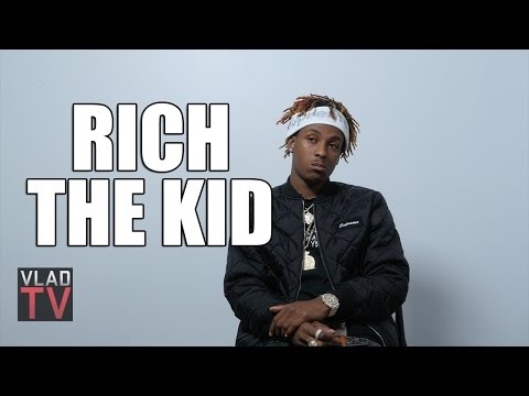 Rich the Kid on Being Called a Mumble Rapper: Old Rappers are Intimidated
