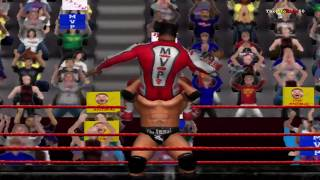 WWE RAW   Total Edition PC GamePaly