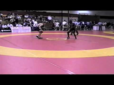 2005 Canada Cup: 55 kg Aro Panzo (CAN) vs. Andrew Townshend (CAN)