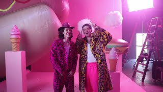 Download Lauv & Conan Gray - Fake [Behind The Scenes of the Music Video]