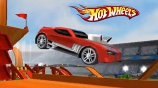 Juego de Autos 24: Hot Wheels New Track Builder 2014 en HD