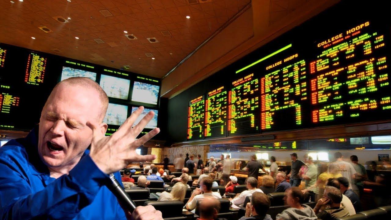 Bill Burr on Sports Betting