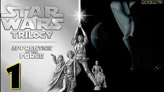 Star Wars Trilogy - Apprentice of the Force (GBA) walkthrough part 1