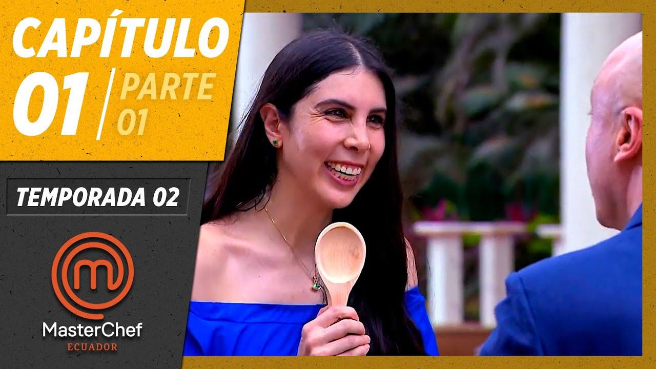 CAPÍTULO 17: Caja vegetariana - 1/5 | TEMPORADA 2 | MASTERCHEF ECUADOR -  YouTube