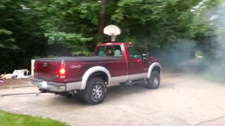 Dont piss off your neighbors... ford power