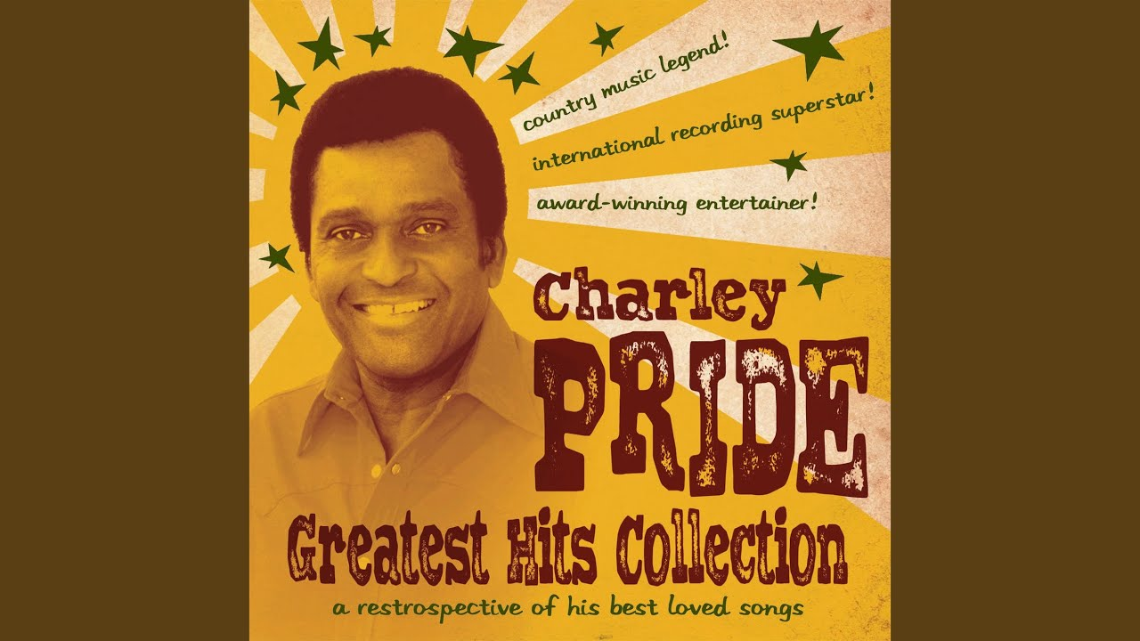Charlie Pride Hits Beautiful i don't think she's in love anymore - youtube