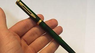 Waterman Preface Rollerball Pen (Escapist Green)