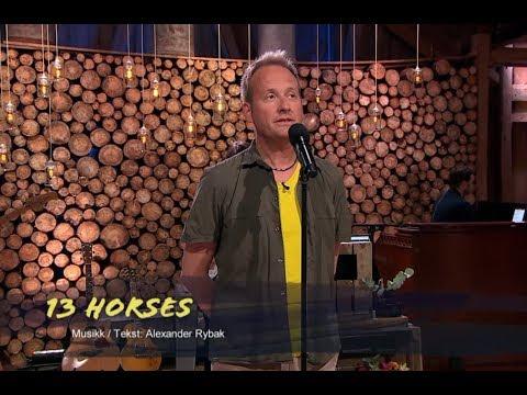Sigvart Dagsland  13 Horses  Alexander Rybak  HGVM 15314 Subs