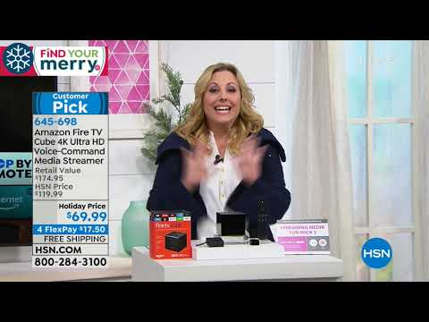 HSN | Electronic Gifts 11.09.2018 - 01 AM