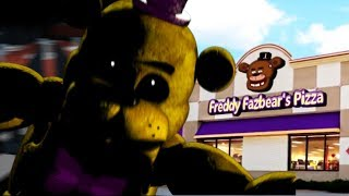 PLAY AS FREDBEAR FROM ULTIMATE CUSTOM NIGHT! || Fredbear and Friends Family Restaurant Roblox