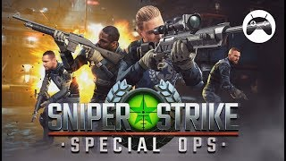 Sniper Strike : Special Ops  Android / iOS Gameplay screenshot 2